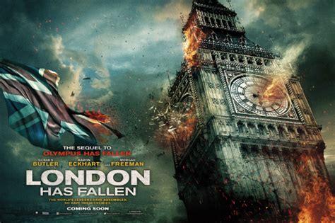 film london has fallen gratuit london has fallen first posters