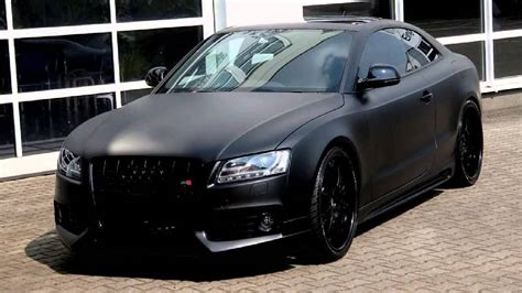 Audi Rs5 Schwarz by Audi Rs5 Black Edition Wallpaper 1280x720 28591