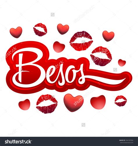 besos kisses spanish text stock photo image 35056450 el rinc 243 n de cinemaniaca review labiales color drama de maybelline