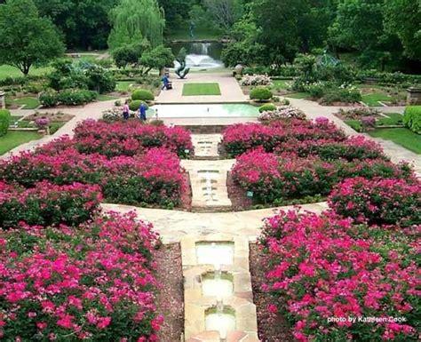 Ft Worth Botanical Gardens by Calendar Ce