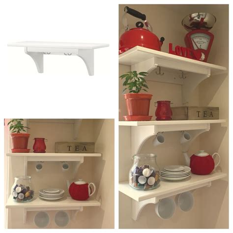 ikea kitchen shelves ikea stenstorp shelves x 3 perfect addition to our