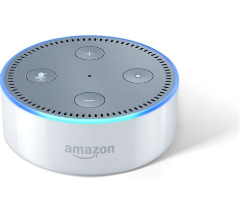a m amazon echo dot white deals pc world