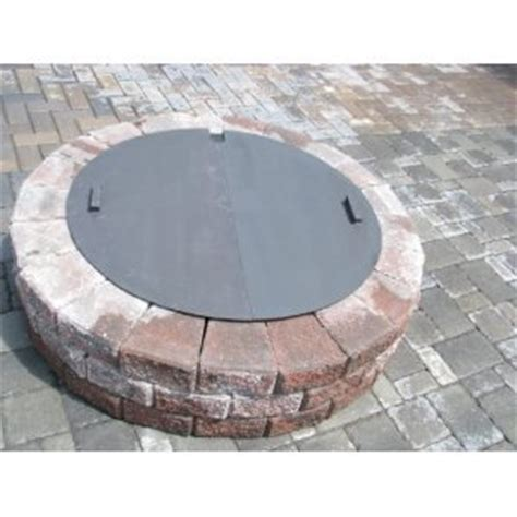 36inch steel pit cover snuffer 023700021281