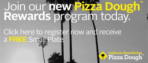 california pizza kitchen rewards california pizza kitchen new loyalty program plus enter to win a 50 gift card