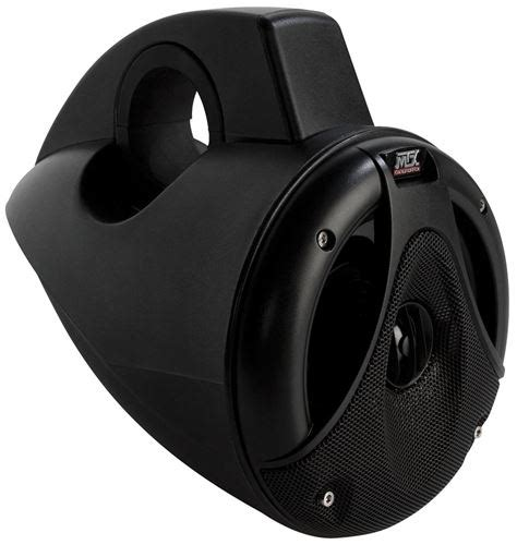 best sounding boat tower speakers mtx audio tm652wb b 6 5 quot thunder tower speakers 6 1 2 quot 2