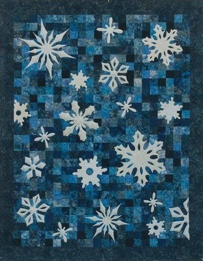 Snowflake Quilting Design by Snowflake Quilt Quilts
