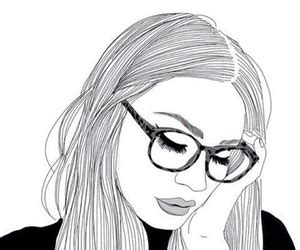 103 images about girls draw on we heart it see more about outline drawing and art