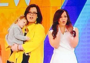 Rosie Exits Revolving Door Of The View by Rosie O Donnell Signs The View Tvnewser