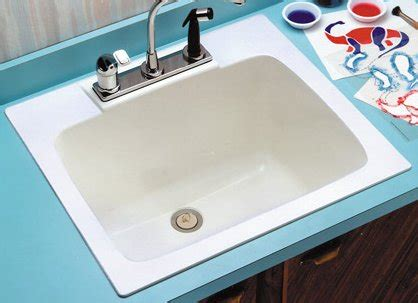 25x22 drop in sink mustee drop in laundry tub sink 25x22 white