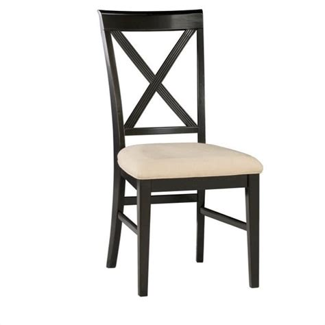 atlantic furniture dining chair in espresso set