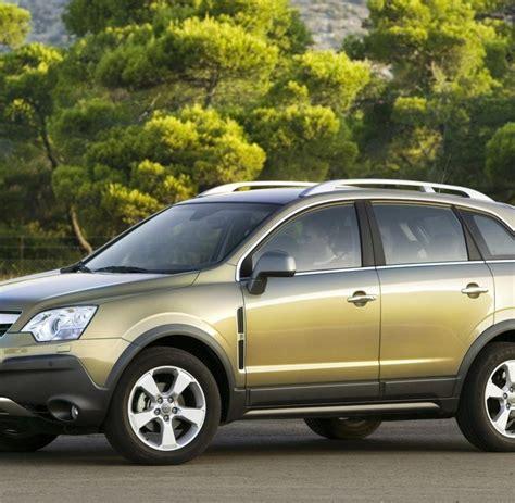 Opel Captiva by Gebrauchtwagencheck Der Opel Antara Ist Ein Chevrolet