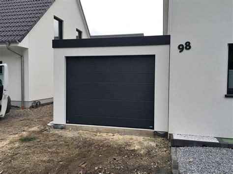 garage holzständerbauweise fink garage die smarte garage