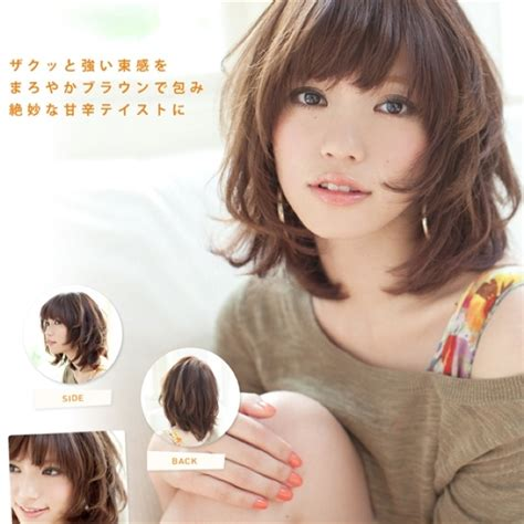 trendy layered hairstyles in seoul medium length layered hairstyle my style pinterest