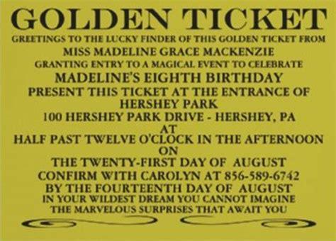 golden ticket invitation template wonka golden ticket invitation template free style
