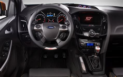 Ford St Interior by Ford Focus St 2013 Interior