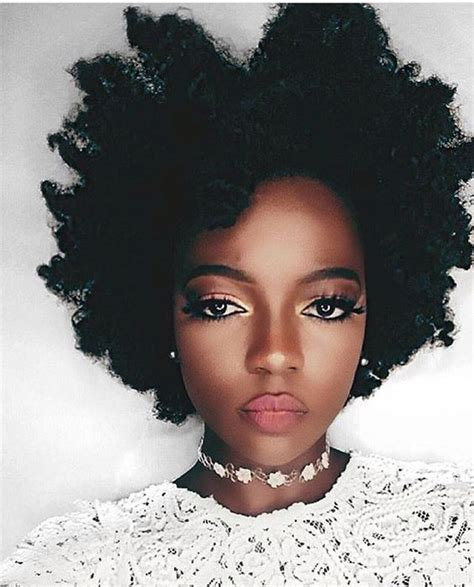 Wedding Hairstyles For Curly Afro Hair by Curly Afro Hairstyles To Fall In With