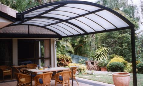 Curved Roof Pergola Outdoor Goods Curved Roof Pergola