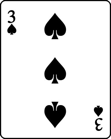 card spade template file card spade 3 svg wikimedia commons