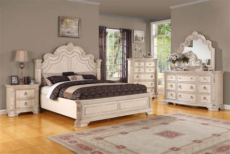 Bedroom Furniture White Wood Raya Furniture White Bedroom Furniture For