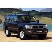 Toyota Land Cruiser 100 42 TD VX Manual 1998  2002