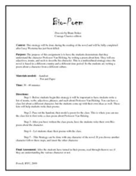 bio poem worksheet facialreviveserum com bio poem 10th 12th grade worksheet lesson planet