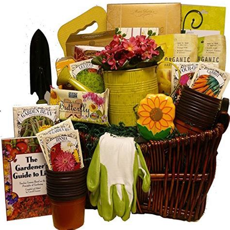 Gift Basket Ideas For Gardeners 10 Great Gifts For Gardeners