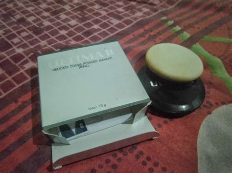 Foundation Cair Ultima my my hobby review delicate creme makeup ultima ii 03
