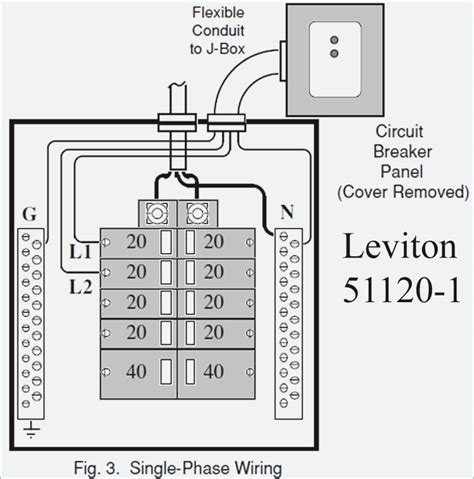Protector Wiring whole house surge protector wiring diagram