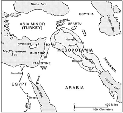 mesopotamia map coloring page 12 early civilizations and the development of writing