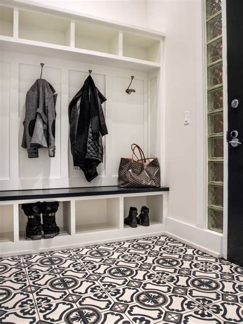 mudroom floor ideas alexandra kaehler design mudroom with painted cement