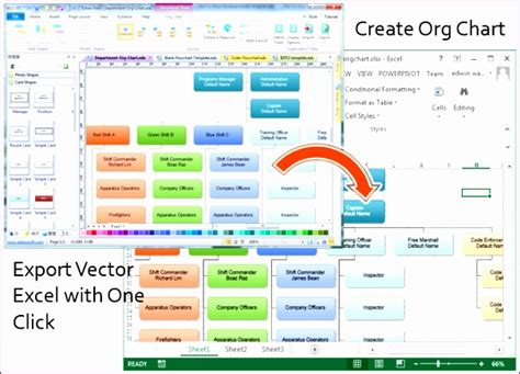 create organizational chart free 6 excel templates organizational chart free