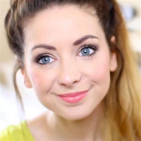 natural makeup tutorial zoella natural makeup make up looks and natural on pinterest