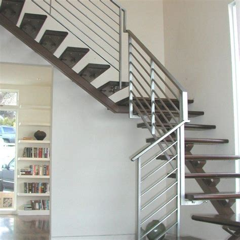 indoor banister 25 best ideas about indoor stair railing on