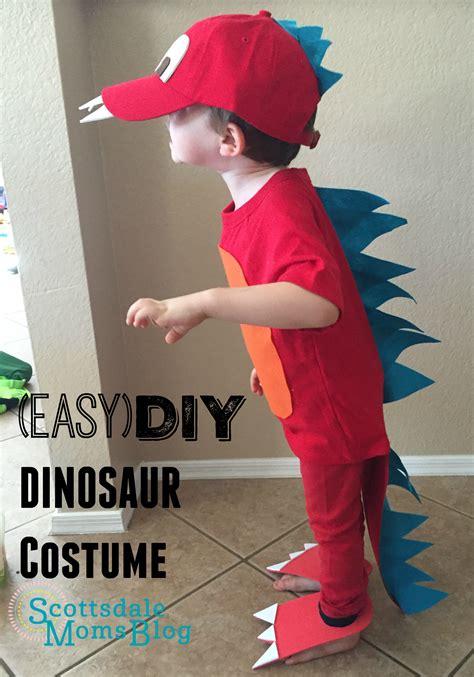diy costumes easy diy dinosaur costume