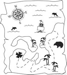 map coloring pages pirate treasure map coloring pages coloring home