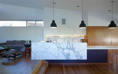 marble island kitchen polished panache transform your kitchen island with