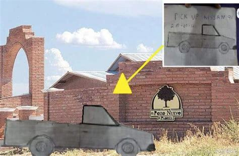 imagenes de pick up robada fotos publica dibujo de su pick up robada y le llueven