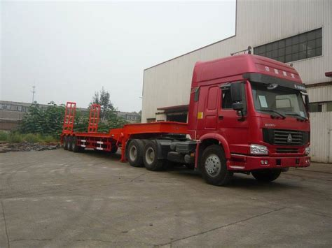 low bed semi trailer china low bed semi trailer semi