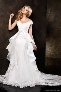 couture wedding dress alessandro couture wedding dresses butterfly bridal collection wedding inspirasi page 2