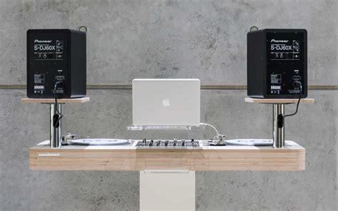 Power Strip For Desk Stereo T Hoerboard Pro Audio Amp Dj Furniture
