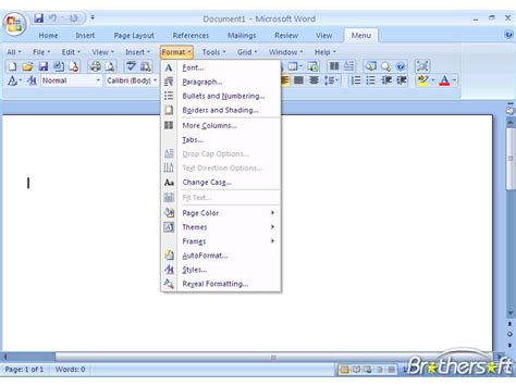 microsoft office word 2007 full version free download link 2014