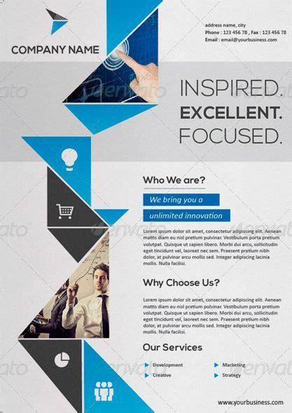 creative flyers templates creative flyers keres 233 s bros 250 r 225 k flyerek stb