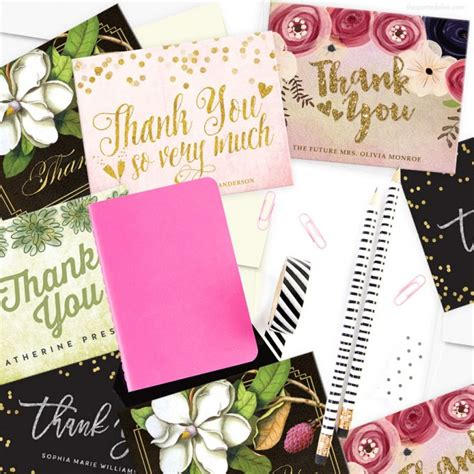 wedding thank you cards for gifts wedding thank you card wording for gift emmaline 174