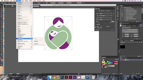tutorial illustrator cs6 vector design tutorial converting jpeg logo to vector in