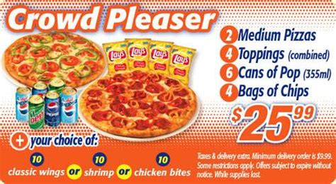 cineplex food coupons pizza pizza canada cineplex cn tower deals canadian