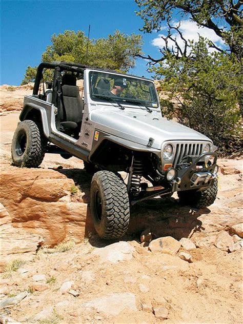 Jeep Wrangler Magazine 2004 Jeep Wrangler Sport Imminent Threat Jp Magazine