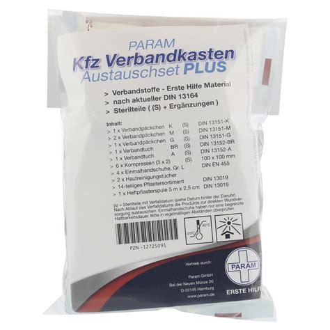 Auto Verbandskasten Preis by Kfz Verbandkasten Preisvergleich