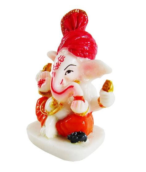 Buy Home Decor Items Online anukriti creations god idols mukut ganesh buy