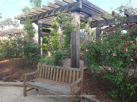 Beaumont Botanical Gardens Attraction Of The Week Beaumont Botanical Gardens Top Ten Travel Our Experiences
