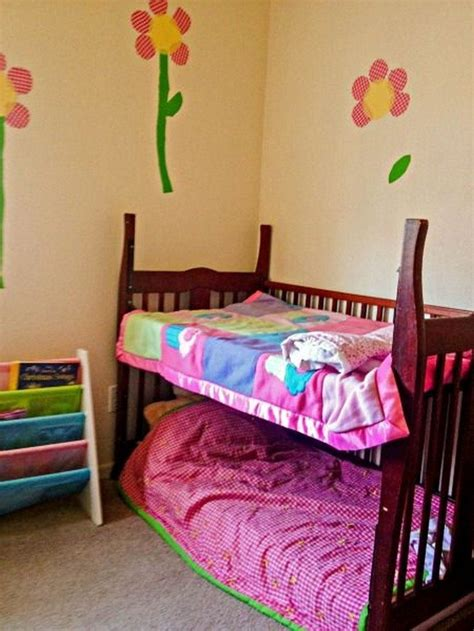 How To Convert A Crib To A Toddler Bed by Turn An Crib Into A Toddler Bed Diy Projects For